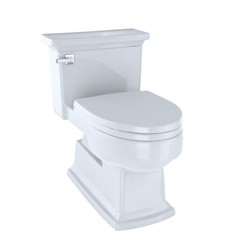 Eco Lloyd® One-Piece Toilet, 1.28 GPF, Elongated Bowl - Cotton