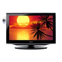 "Toshiba 26CV100U - 26"" class 720p 60Hz TV/DVD Combo"