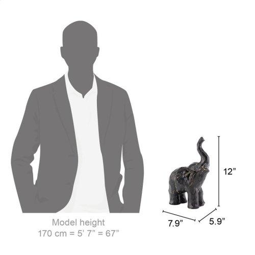 Elephant Black Black