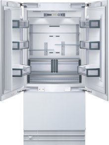 Freedom® Collection 36 inch Built In French Door Bottom-Freezer Model T36IT71FNS