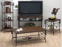 Rutledge Sofa/media Table