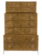 Soho Luxe Three-Tiered Tall Chest Product Image