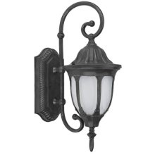 Merili Collection 9.5-Inch Fluorescent Exterior Sc