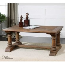 Saturia Coffee Table
