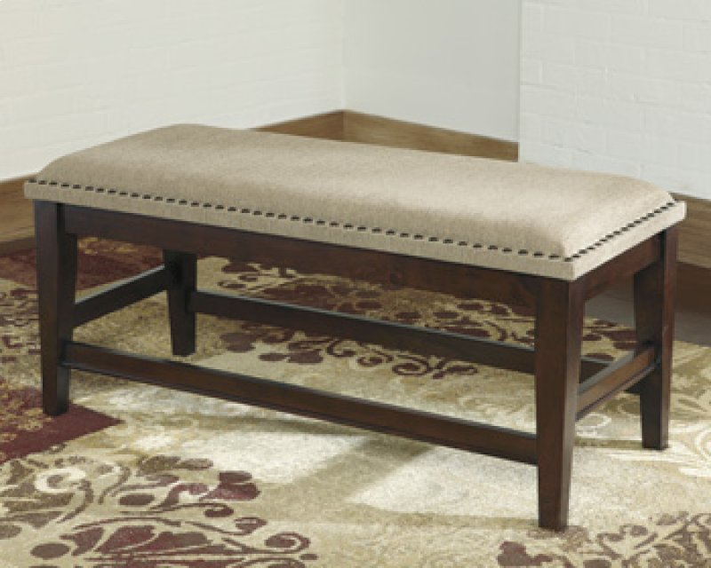 D Large UPH Dining Room Bench Hidden