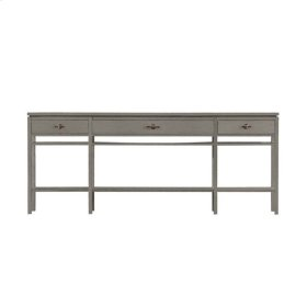 Resort Palisades Sofa Table In Morning Fog