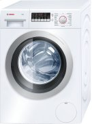 "Serie  6 24"" Compact Washer Axxis® - White WAP24201UC Product Image"