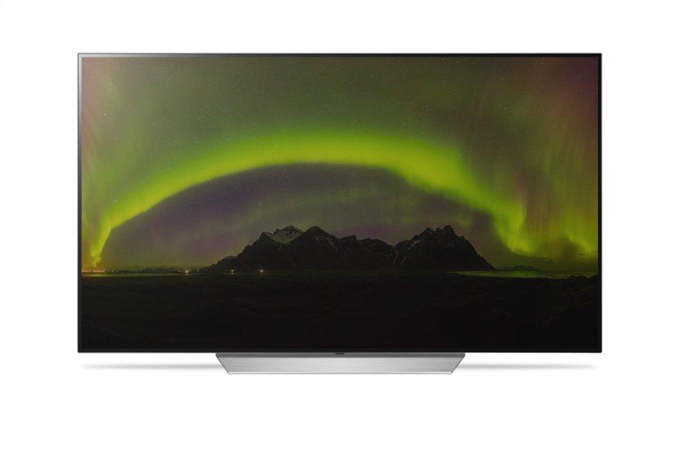"LG  C7 OLED 4K HDR Smart TV - 55"" Class (54.6"" Diag)"