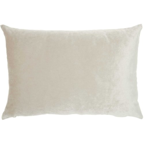 "Home for the Holiday L1773 Beige 12"" X 18"" Throw Pillows"