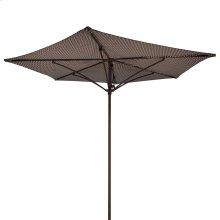Nuvole Umbrella 6' Hexagon Manual Lift