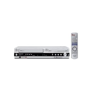 PanasonicProgressive Scan DVD Recorder with Built-In VCR
