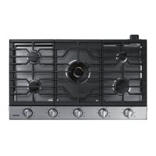 NA36K7750TS Gas Cooktop with 22K BTU Dual Burner, 59000 BTU