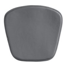 Wire/mesh Chair Cushion Gray Product Image