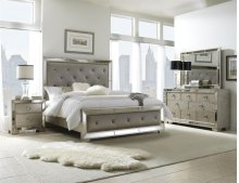 Model #39517 Farrah Complete Queen Bed