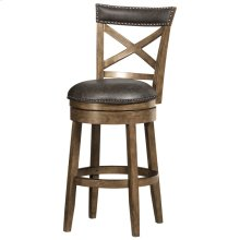 Glen Cove Swivel Counter Stool