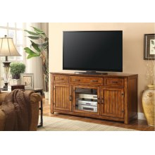 """Industrial 64"""" TV Console"""