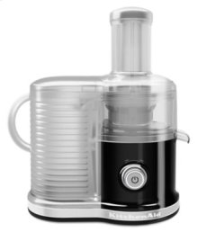 Easy Clean, Fast Juicer - Onyx Black