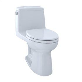 Eco UltraMax® One-Piece Toilet, 1.28 GPF, Elongated Bowl - Cotton