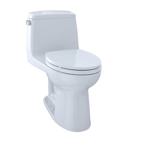 Eco UltraMax® One-Piece Toilet, 1.28 GPF, Elongated Bowl - Cotton