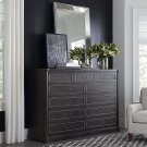 Anchor Grey Martinique 11 Drawer Dresser Product Image