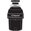 GE ®3/4 Hp Continuous Feed Garbage Disposer - Non-Corded