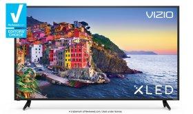 "The All-New 2017 VIZIO SmartCastTM E-Series 55"" Class Ultra HD HDR XLEDTM Display"