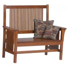 Judith Mission Deacons Bench