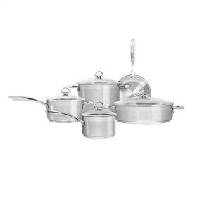Chantal® 9-Piece Stainless Steel Cookware