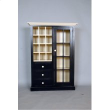 "#484 Morristown Door, Drawer, Cupboard 43""wx14""dx59.5""h"