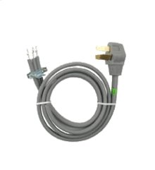 4' 3-Wire 30 amp Dryer Cord