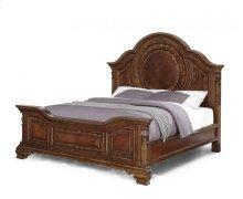 Talavera Queen Panel Bed