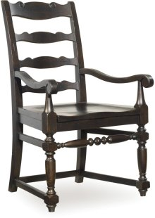 Treviso Ladderback Arm Chair