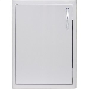 BLAZE GRILLSBlaze 21 Inch Single Access Door - Left Hinged (Vertical)