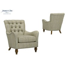 Ramsey Chair (Jarrett Bay Home Collection) - QS Frame