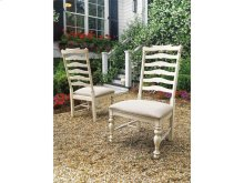 Mike's Side Chair - Linen