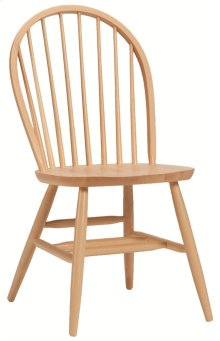 Bow Back Chair Natural