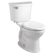 Champion PRO Right Height Elongated Toilet - 1.28 GPF - White