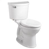 Champion PRO Right Height Elongated Toilet - 1.28 GPF - White