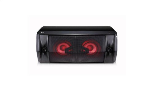 220W LOUDR Speaker System with Bluetooth Connectivity