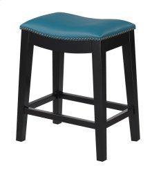 """Emerald Home Briar 24"""" Bar Stool Teal Blue D107-24-04"""