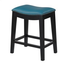 "Emerald Home Briar 24"" Bar Stool Teal Blue D107-24-04"