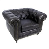 Artsome Chesterfield Armchair