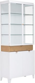 Muse Display Cabinet and Deck Product Image
