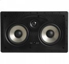 Vanishing RT Series Two-Way In-Wall Center Channel Speaker in White Product Image