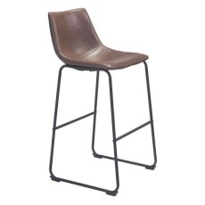Smart Bar Chair Vintage Espresso Product Image