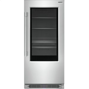 Frigidaire ProPROFESSIONAL 19 Cu. Ft. Glass Single-Door Refrigerator