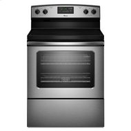 Amana® 30-inch Amana® Electric Range with Versatile Cooktop - Stainless Steel