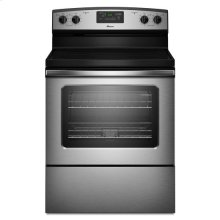 Amana® 30-inch Amana® Electric Range with Versatile Cooktop - Stainless Steel  (Clearance Sale Store: Owensboro only)