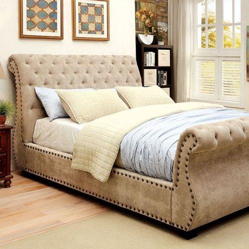 California King-Size Noemi Bed