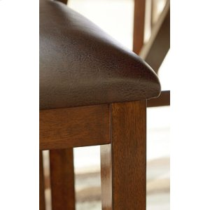 Uph Brown Leg Bench